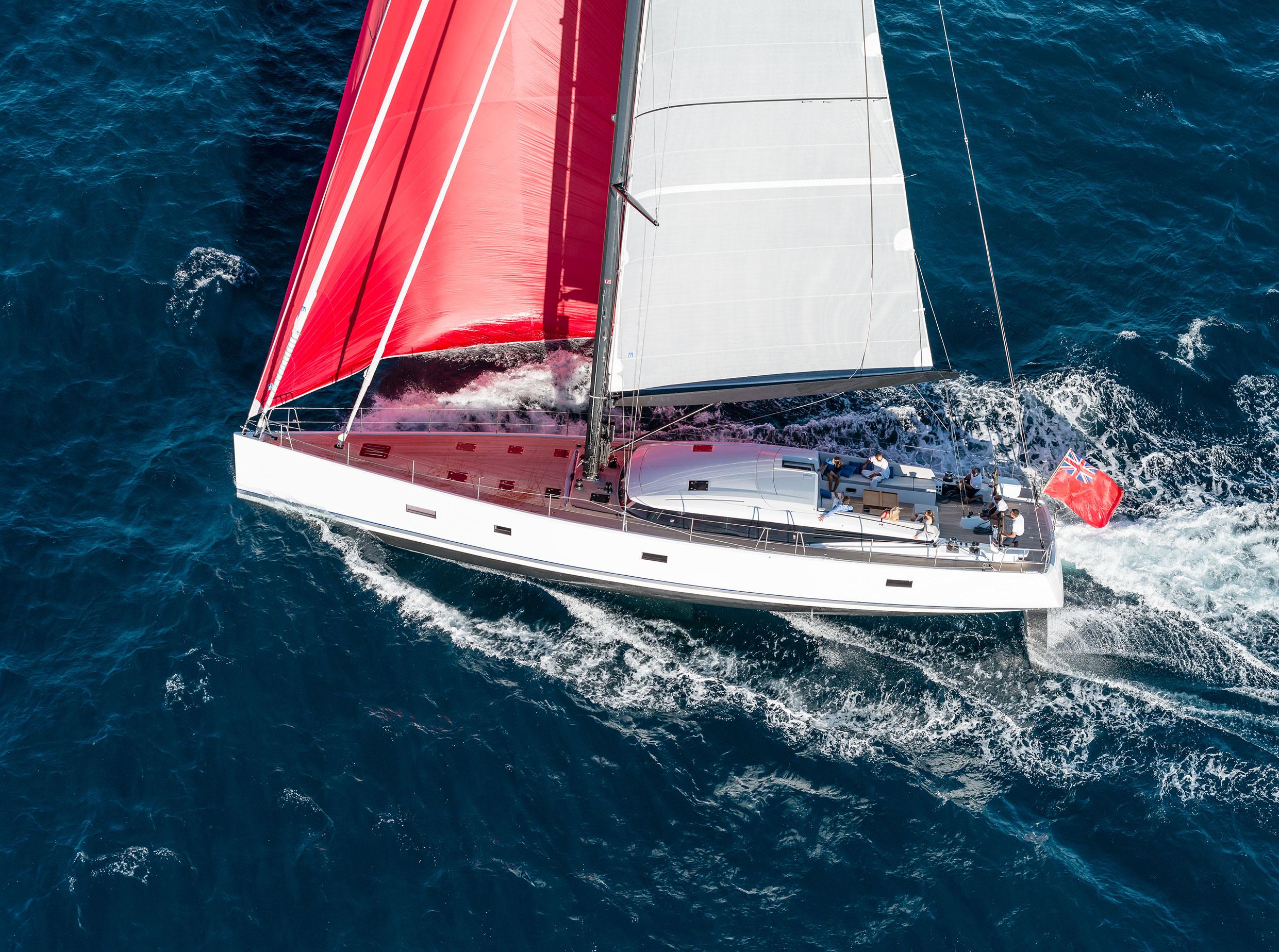 cnb 76 sailing