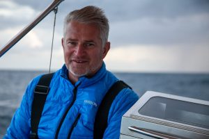 brendan after sailing