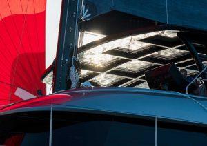 solar panels sunreef yachts