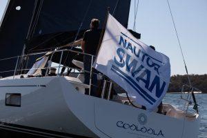 nautor's swan flag